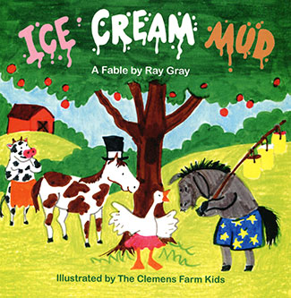 Ice Cream Mud by Ray Gray